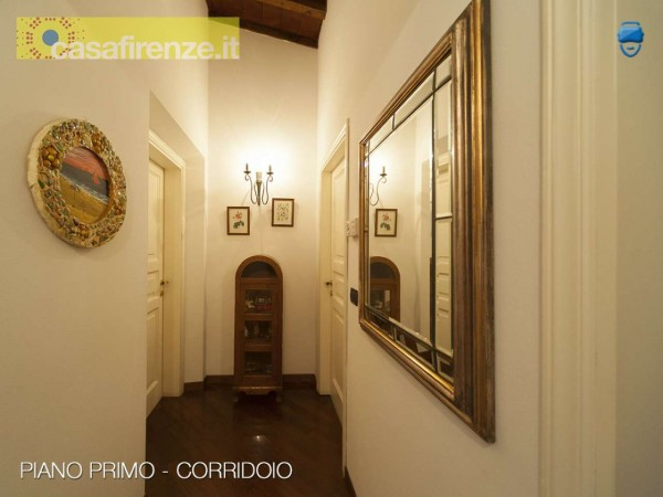 Appartamento in vendita a Firenze, Con giardino, 159 mq - Foto 12