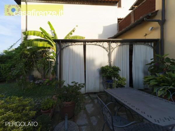 Appartamento in vendita a Firenze, Con giardino, 159 mq - Foto 27