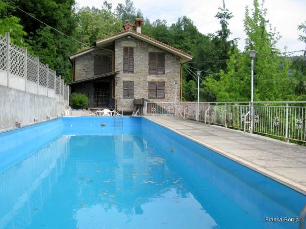 Rustico/Casale in vendita a Pezzolo Valle Uzzone, Cortemiglia, 600 mq - Foto 5