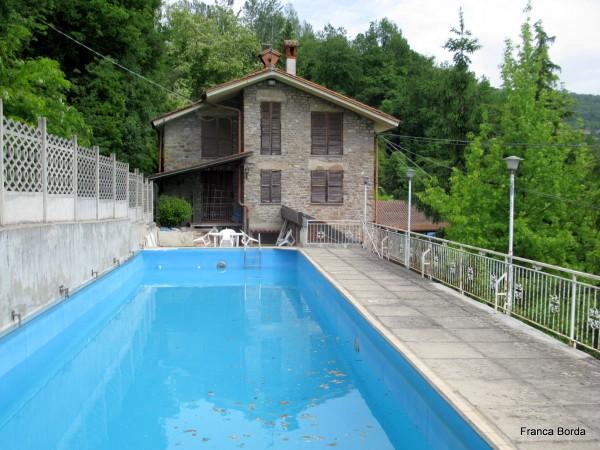 Rustico/Casale in vendita a Pezzolo Valle Uzzone, Cortemiglia, 600 mq - Foto 4