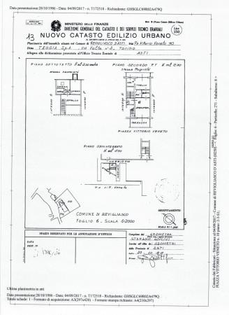 Appartamento in vendita a Revigliasco d'Asti, Centro, 129 mq - Foto 2