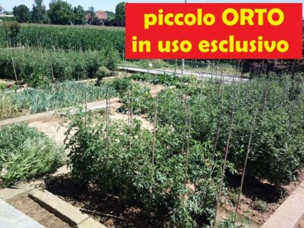 Appartamento in vendita a Chieri, Strada Cambiano - Via Bonello, Con giardino, 95 mq - Foto 4