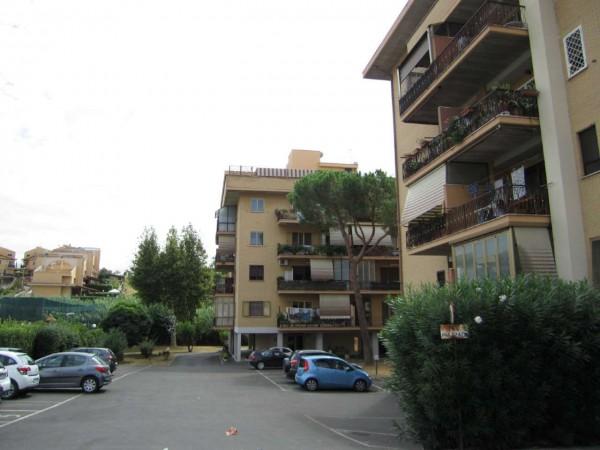 Appartamento in vendita a Roma, Casalotti, Con giardino, 80 mq