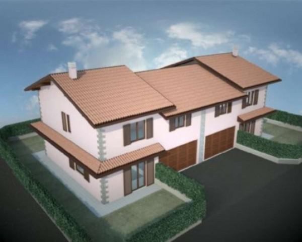 Villa in vendita a Carnago, Rovate, Con giardino, 181 mq - Foto 67