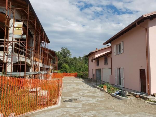 Villa in vendita a Carnago, Rovate, Con giardino, 181 mq - Foto 31