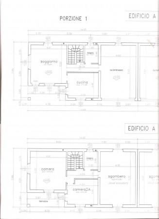 Villa in vendita a Carnago, Rovate, Con giardino, 181 mq - Foto 6