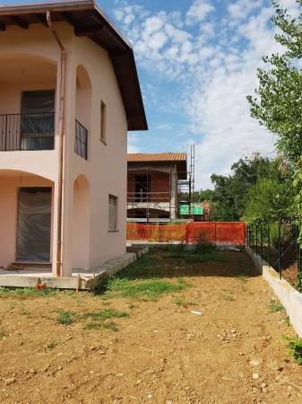 Villa in vendita a Carnago, Rovate, Con giardino, 181 mq - Foto 30