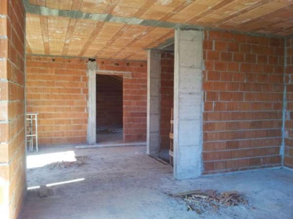Villa in vendita a Carnago, Rovate, Con giardino, 181 mq - Foto 64