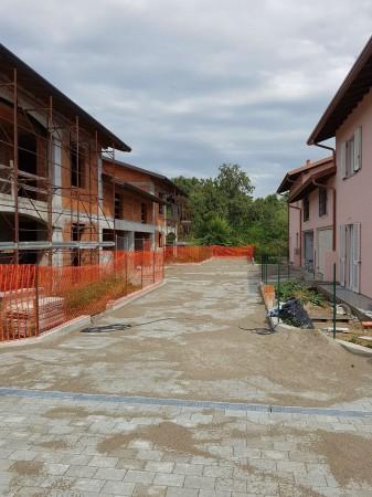 Villa in vendita a Carnago, Rovate, Con giardino, 181 mq - Foto 70