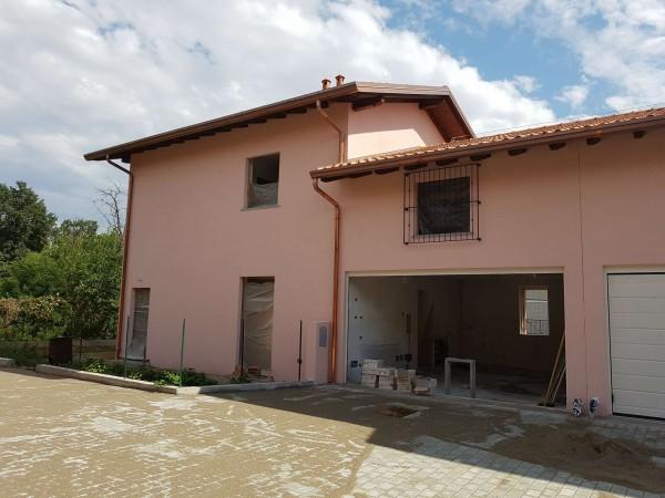 Villa in vendita a Carnago, Rovate, Con giardino, 181 mq - Foto 26
