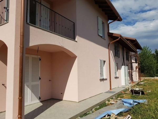 Villa in vendita a Carnago, Rovate, Con giardino, 181 mq - Foto 71