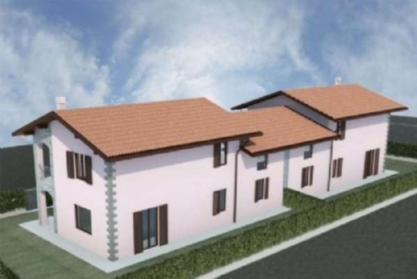 Villa in vendita a Carnago, Rovate, Con giardino, 181 mq - Foto 11