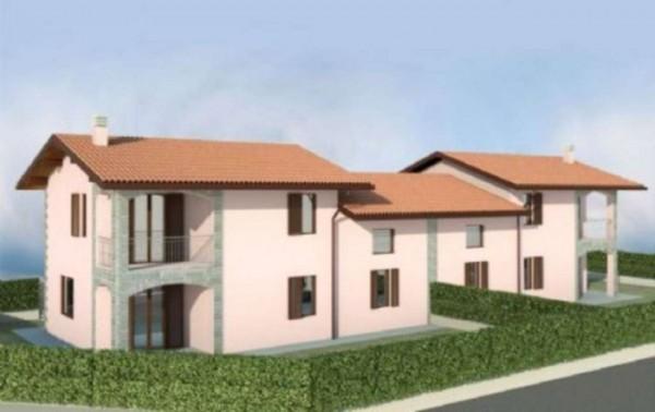 Villa in vendita a Carnago, Rovate, Con giardino, 181 mq - Foto 50