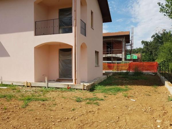 Villa in vendita a Carnago, Rovate, Con giardino, 181 mq - Foto 23