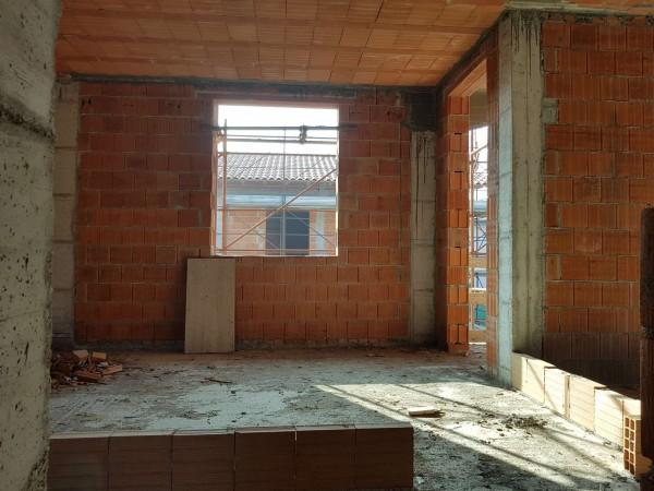 Villa in vendita a Carnago, Rovate, Con giardino, 181 mq - Foto 53