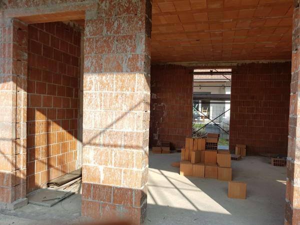Villa in vendita a Carnago, Rovate, Con giardino, 181 mq - Foto 61