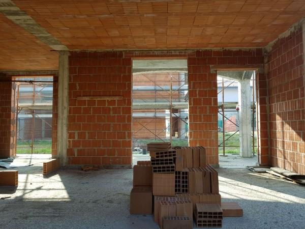 Villa in vendita a Carnago, Rovate, Con giardino, 181 mq - Foto 60