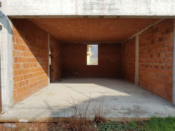 Villa in vendita a Carnago, Rovate, Con giardino, 181 mq - Foto 57