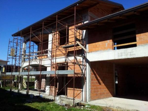 Villa in vendita a Carnago, Rovate, Con giardino, 181 mq - Foto 69