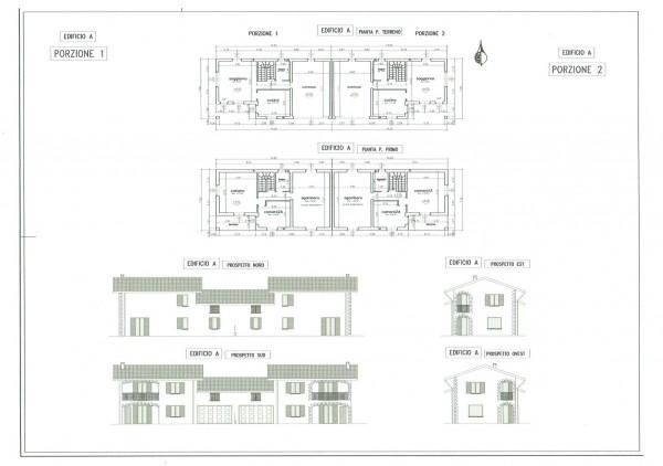Villa in vendita a Carnago, Rovate, Con giardino, 181 mq - Foto 4