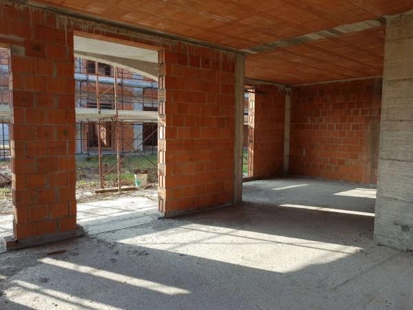 Villa in vendita a Carnago, Rovate, Con giardino, 181 mq - Foto 43