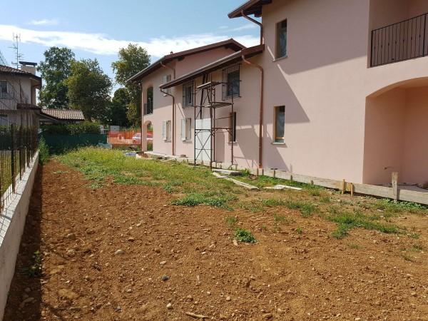 Villa in vendita a Carnago, Rovate, Con giardino, 181 mq - Foto 39