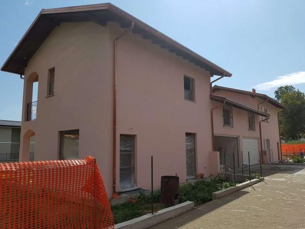 Villa in vendita a Carnago, Rovate, Con giardino, 181 mq - Foto 15