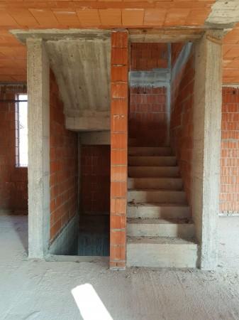 Villa in vendita a Carnago, Rovate, Con giardino, 181 mq - Foto 47