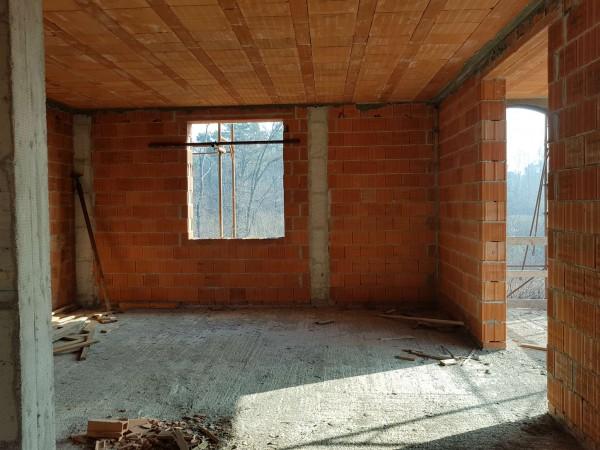 Villa in vendita a Carnago, Rovate, Con giardino, 181 mq - Foto 42