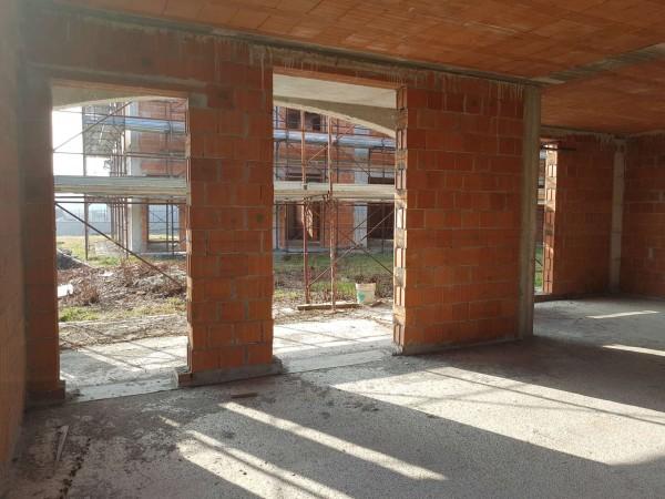 Villa in vendita a Carnago, Rovate, Con giardino, 181 mq - Foto 27
