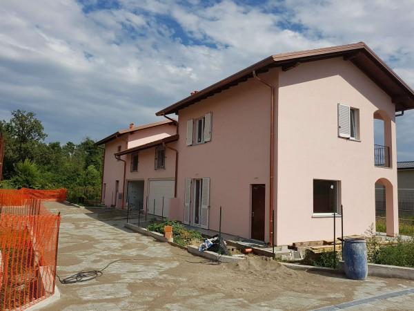 Villa in vendita a Carnago, Rovate, Con giardino, 181 mq - Foto 56