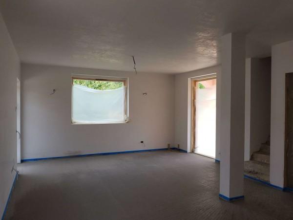 Villa in vendita a Carnago, Rovate, Con giardino, 181 mq - Foto 14
