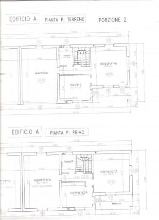 Villa in vendita a Carnago, Rovate, Con giardino, 181 mq - Foto 3