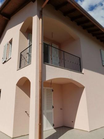 Villa in vendita a Carnago, Rovate, Con giardino, 181 mq - Foto 36