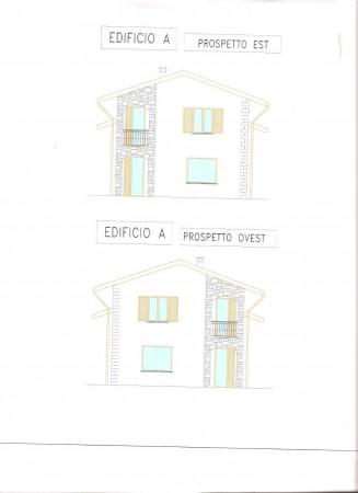 Villa in vendita a Carnago, Rovate, Con giardino, 181 mq - Foto 2