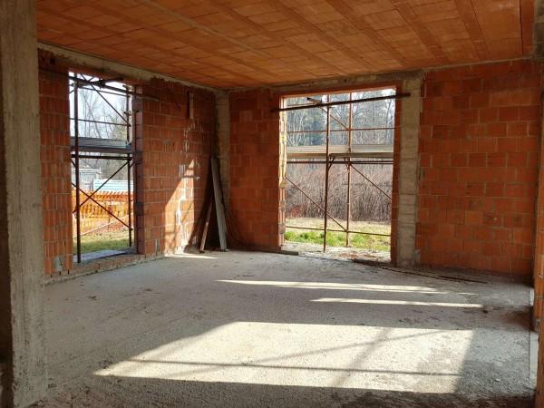 Villa in vendita a Carnago, Rovate, Con giardino, 181 mq - Foto 48