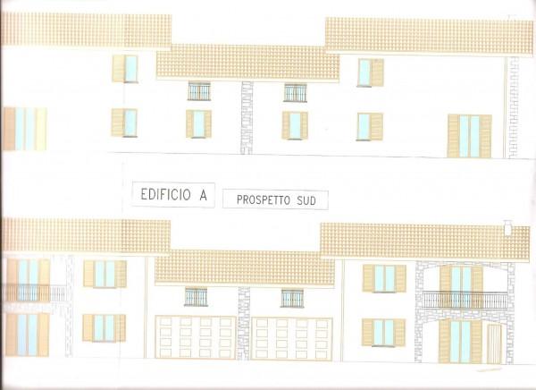 Villa in vendita a Carnago, Rovate, Con giardino, 181 mq - Foto 7