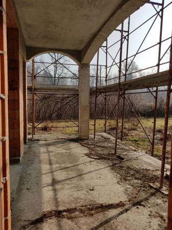 Villa in vendita a Carnago, Rovate, Con giardino, 181 mq - Foto 44