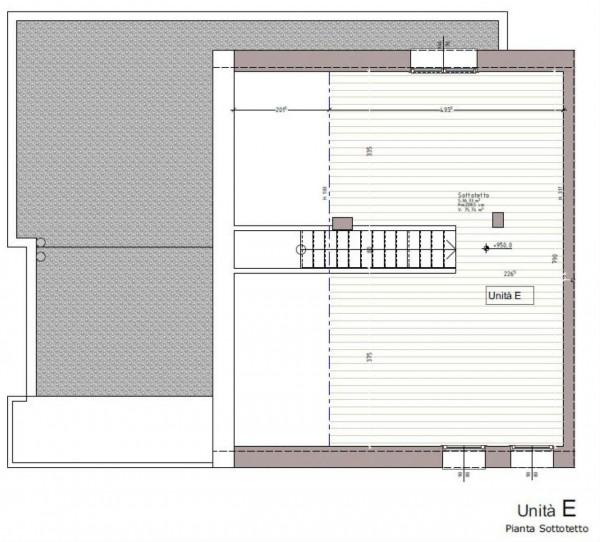 Appartamento in vendita a Albignasego, Con giardino, 110 mq - Foto 2