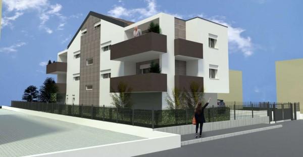 Appartamento in vendita a Albignasego, Con giardino, 110 mq