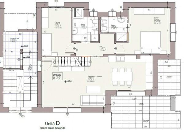 Appartamento in vendita a Albignasego, Con giardino, 110 mq - Foto 3