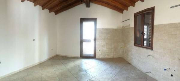 Appartamento in vendita a Dolianova, Centrale, Con giardino, 149 mq - Foto 17