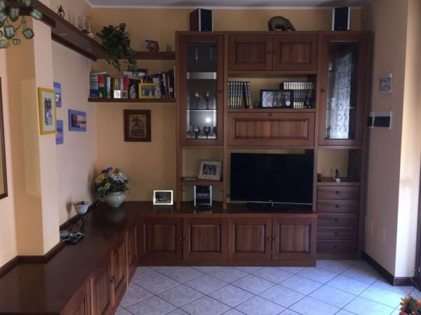Villetta a schiera in vendita a Borgo San Giovanni, Con giardino, 160 mq - Foto 12