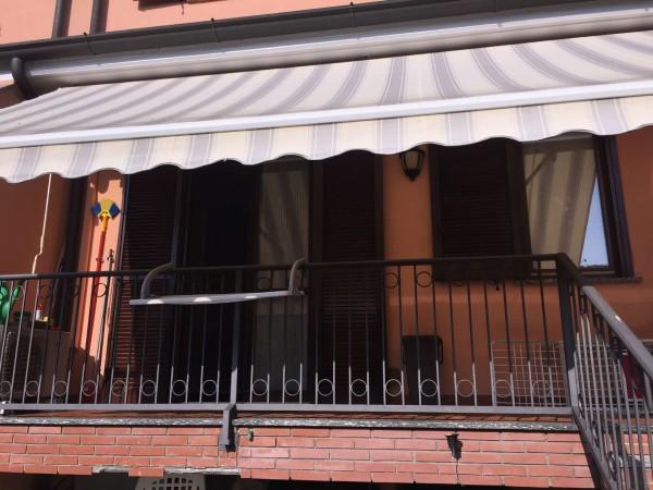 Villetta a schiera in vendita a Borgo San Giovanni, Con giardino, 160 mq