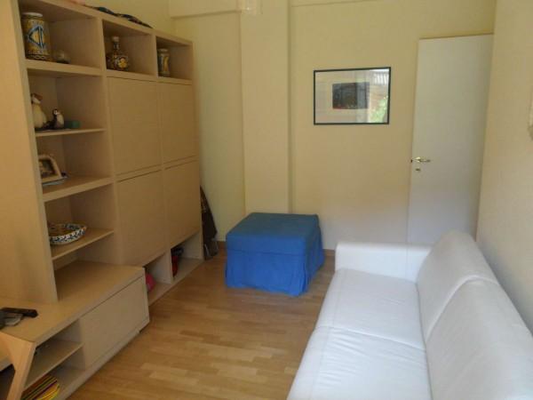 Appartamento in vendita a Santa Margherita Ligure, San Siro, Arredato, con giardino, 55 mq - Foto 16