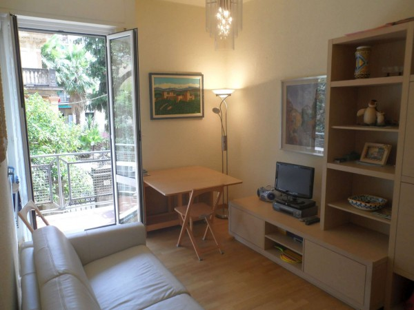 Appartamento in vendita a Santa Margherita Ligure, San Siro, Arredato, con giardino, 55 mq