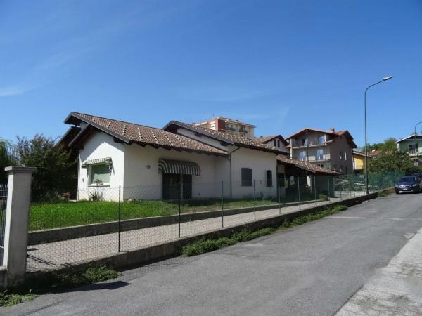 Villa in vendita a San Michele Mondovì, Centro, Con giardino, 180 mq