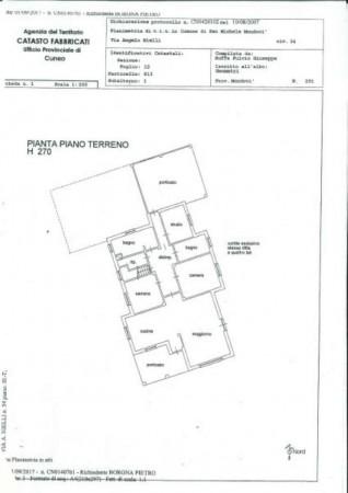 Villa in vendita a San Michele Mondovì, Centro, Con giardino, 180 mq - Foto 2