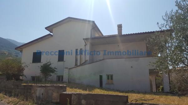 Villa in vendita a Trevi, Bovara, Con giardino, 300 mq - Foto 2
