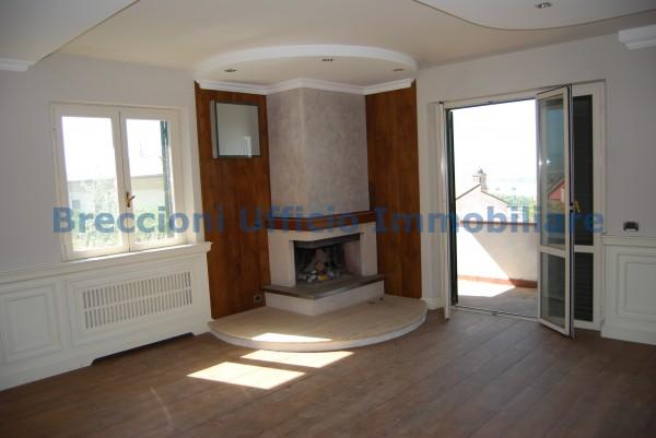 Villa in vendita a Trevi, Bovara, Con giardino, 300 mq - Foto 4